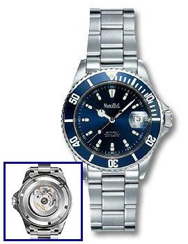 Marcello C Automatic Diver Nettuno3 Blue 2007.1