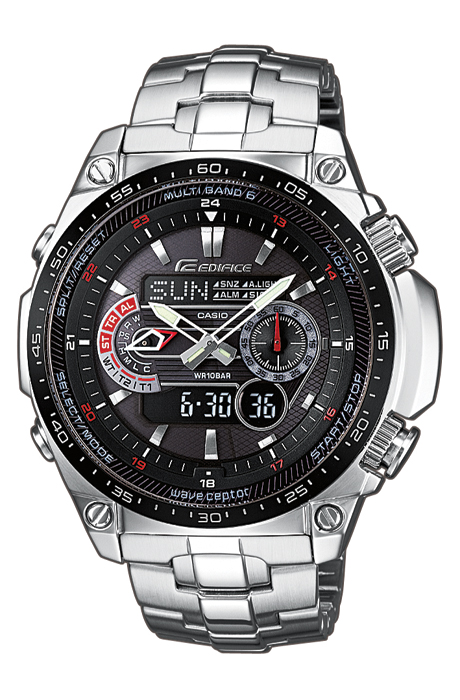 Casio Edifice Herrenuhr ECW-M300EDB-1AER