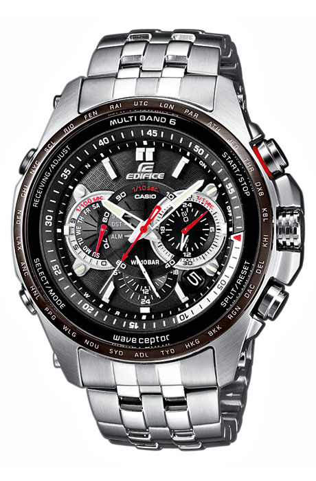Casio EQW-M710DB-1A1ER Edifice Herrenuhr