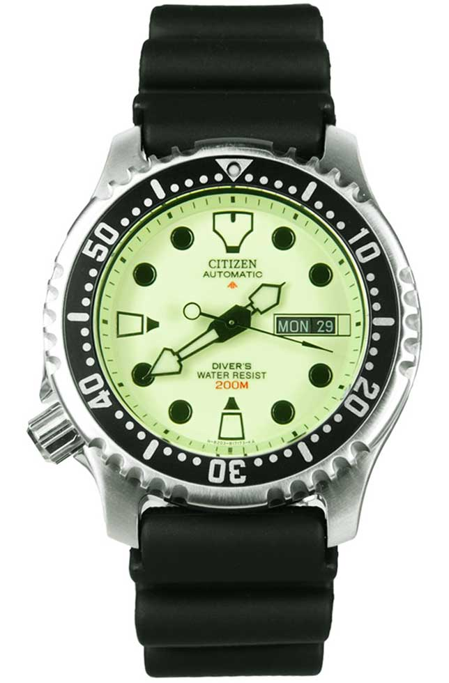 Citizen Automatic Diver´s NY0040-09W