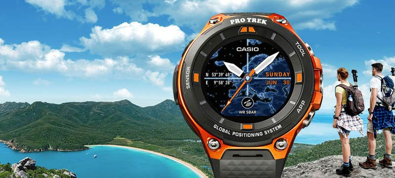 Casio WSD Smartwatch