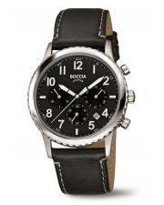 BOCCIA Titanium Herrenchronograph 3745-01