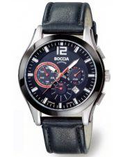 BOCCIA Titanium Herren-Chronograph 3771-01