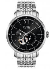 Hugo Boss Automatik-Herrenuhr  Signature Timepiece 1513507
