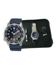 Citizen NY0040-17LEMPromaster Automatic Diver Uhren-Set