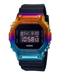 Casio GM-5600SN-1ER Rainbow-Special G-Shock Herrenuhr