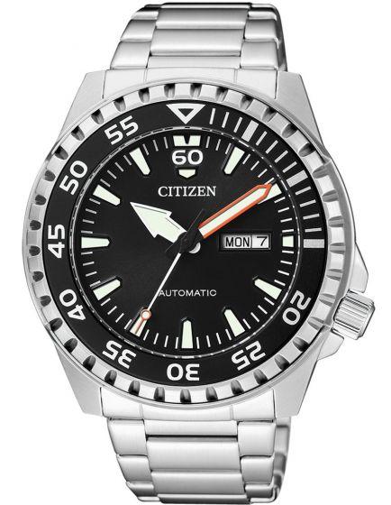 Citizen Herrenuhr Automatik NH8388-81E